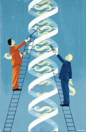Money Genes (via Biopolitical Times)