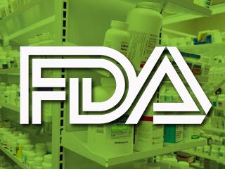 FDA logo green