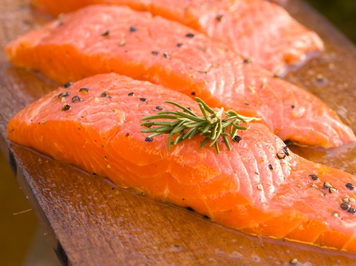 Salmon Fillets CREDIT AquaBounty
