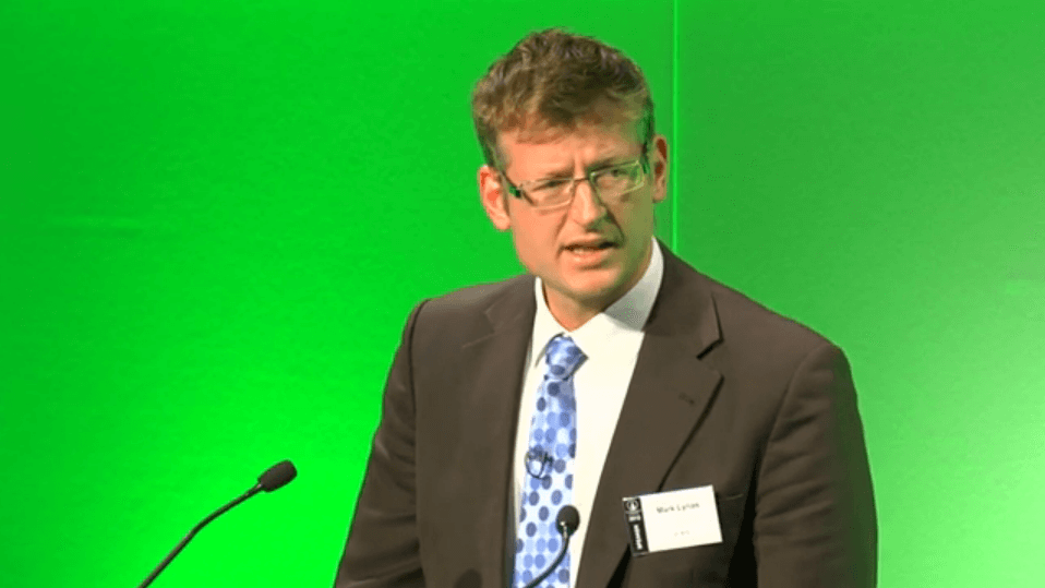Mark Lynas at Oxford Farming Conference