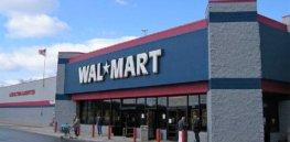 px Walmart exterior