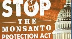 stop the monsanto protection act