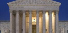 px Supreme Court Front Dusk