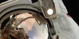 Genomic medicine for astronauts