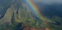 Rainbow at Big Island Hawaii