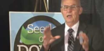 Organic farmer deconstructs 'the scientist' vs. 'the activist' in Don Huber's talks
