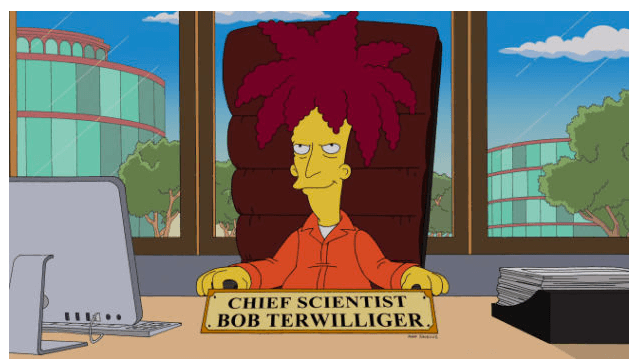 Monsarno (aka Monsanto) makes an appearance on the 'Simpsons'