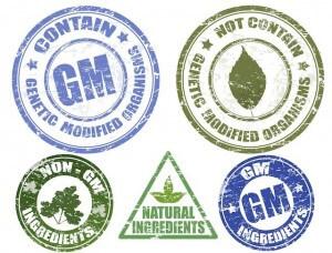 GMO label shutterstock