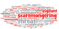 scaremongering Wordle