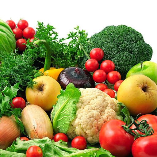 Fruit vegs assortment