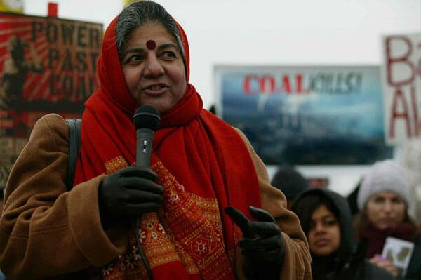 Vandana Shiva: 'Rock Star' of GMO protest movement has anti-science history