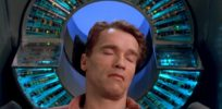 Total Recall Arnold Schwarzenegger Douglas Quaid