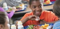 School Lunch USDA Photo