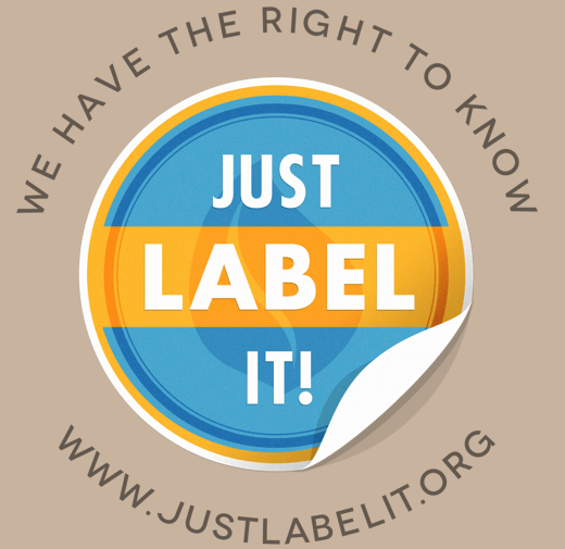 Just Label It!: Pro-organic lobby group masquerading as charitable food information resource?