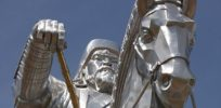 Genghis Khan's reputation as history's most fertile father challenged by 9 mystery men