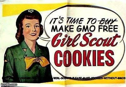 girls scouts reject attempts by anti gmo parents to use