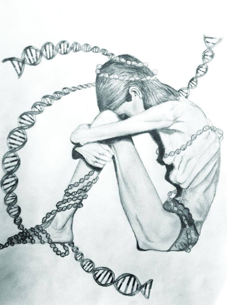 You Are What Dont Eat Genetics Of Anorexia And Bulimia