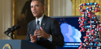 What does Obama's precision medicine initiative mean for future medical research?