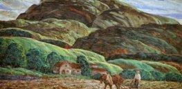 Leo Breslau Plowing