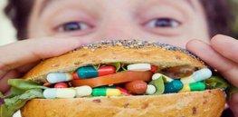 Vitamin sandwich