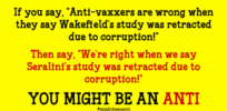 Twisted logic of anti vaxxer critics who reject GMOs