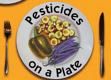 pesticides on food