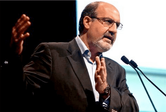 Nassim Taleb: Financial risk analyst turned anti-GMO propagandist