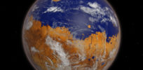 Why Liquid Water Is Beginning To Form On Mars