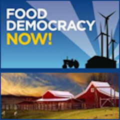 Food Democracy Now!: Sustainability NGO morphs into anti-GMO lobbyist