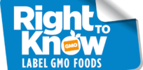 right to know label gmo foods campaign logo