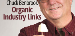 Chuck Benbrook Organic Industry Links