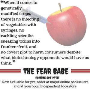 Fear Babe meme apple