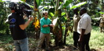 'Know GMO' documentary, filming in Africa, challenges anti-GM scare campaign