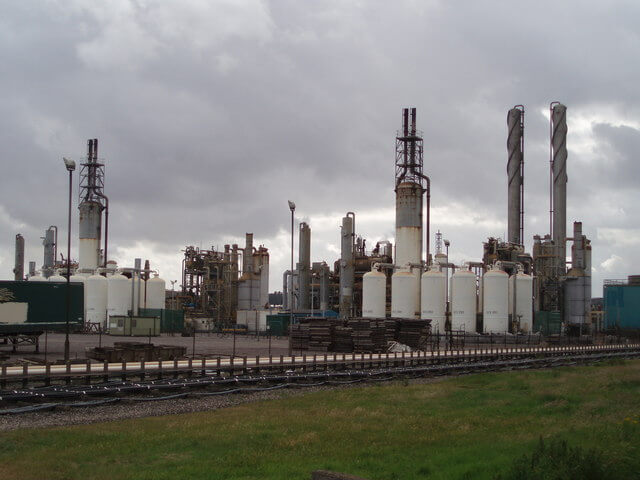 Severnside fertilizer works geograph org uk
