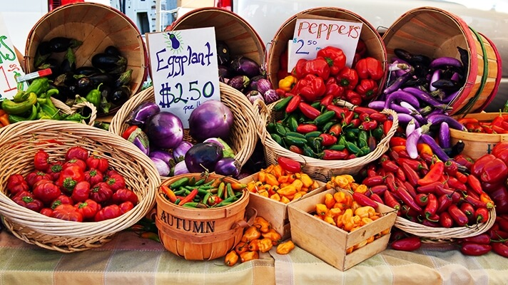 Fresh, local and organic may not equal sustainable