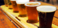 Genetically modifying yeast for new flavors in beer