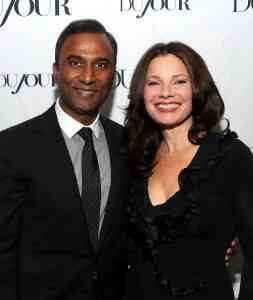 MIT scientist with new wife Fran Drescher