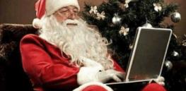 IMAGE: Science from Santa