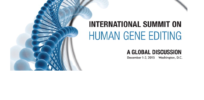 International CRISPR summit ends in human genome editing slow down