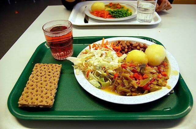 px School lunch
