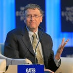Bill Gates World Economic Forum