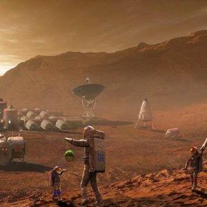 MARS COLONY HERO PSD