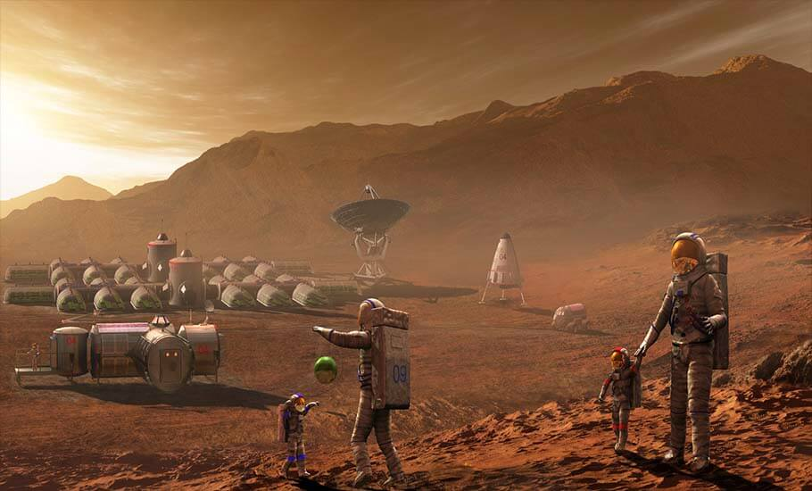 Quest to colonize space demands boost from biotechnology, synthetic biology
