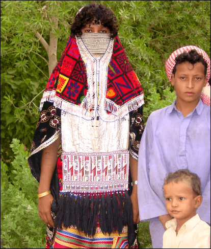 Sudanese Arab bedouins. Credit: Wikimedia Commons