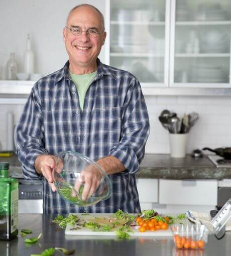 'Foodie' and former NYT writer Mark Bittman