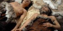 neanderthal sex scene image