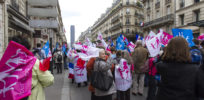 French activists protesting 'GMO babies' could derail CRISPR on humans debate