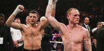 lc galleryImage Boxing Carl Froch v Georg