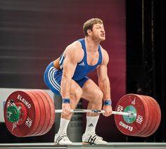 Olympic Weightlifting Great Naim Suleymanoglu, Turkey