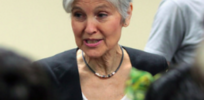 Green presidential candidate Stein calls for moratorium on GMOs